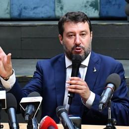 Salvini, i giudici e la fronda interna