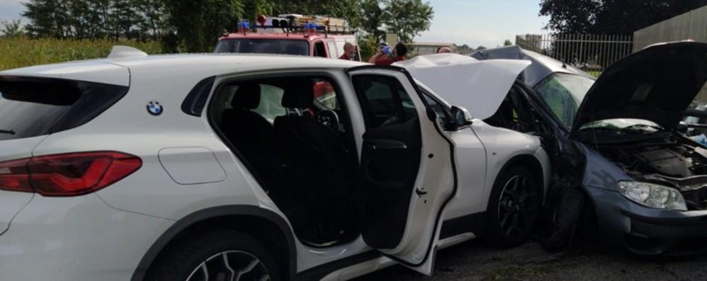 Scontro tra due auto a Treviglio Muore un bimbo di 10 anni