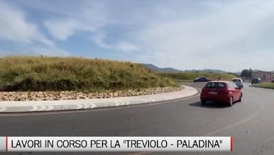 Treviolo-Paladina: sopralluogo al cantiere