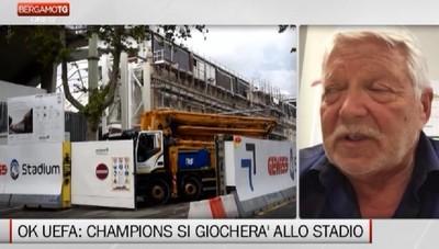 Atalanta, la Champions a Bergamo
