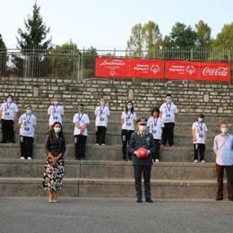 Atleti special Olympics premiati «Sfida anche durante la pandemia»