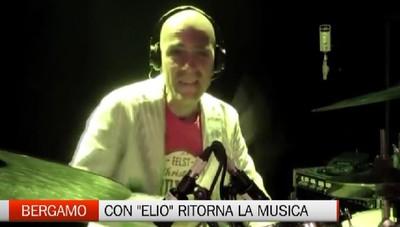 Bergamo - Con Elio e le Storie Tese torna la musica