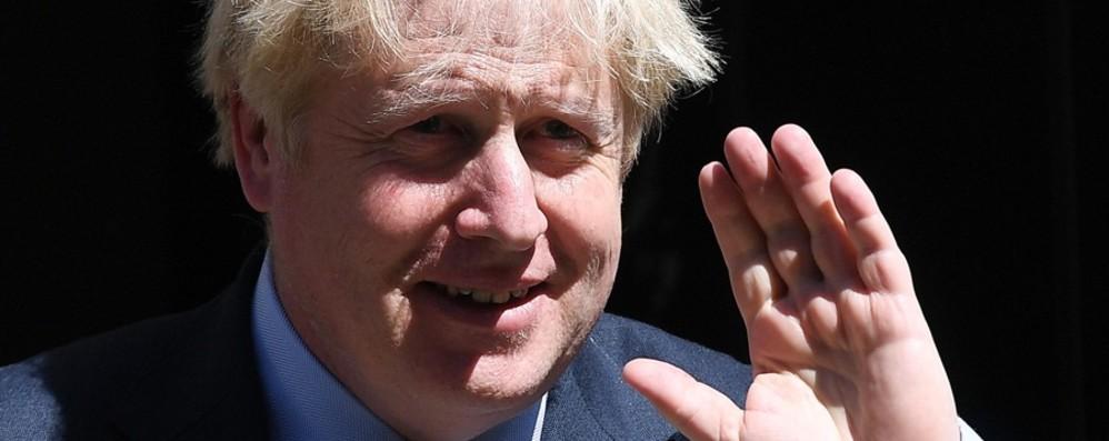 Boris Johnson scherza col fuoco
