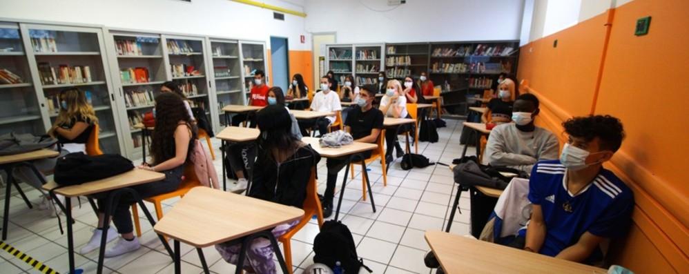 Ecco il Piano anti-Covid a scuola «Per casi sospetti accesso rapido al tampone»