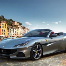 Ferrari Portofino M La prima dopo il lockdown