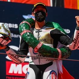 Gp Catalogna, Locatelli vince la Gara2 Superbike, il bergamasco  campione mondiale