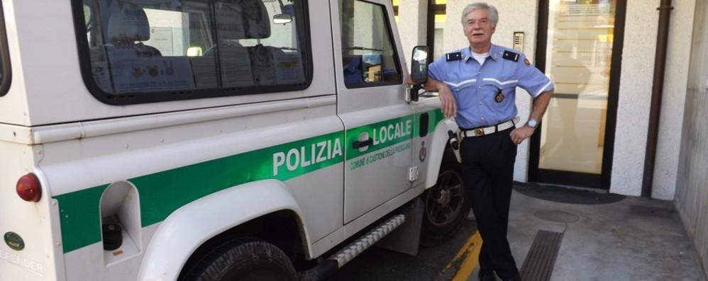 In pensione dopo 43 anni il vigile che non amava le multe