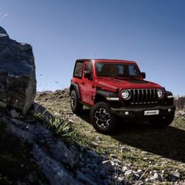 Jeep Wrangler Recon studiata per l'off-road