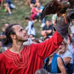 """Mapello torna nel medioevo tra falconeria, soldati e giocolieri con """"Mapello medievale"""""""