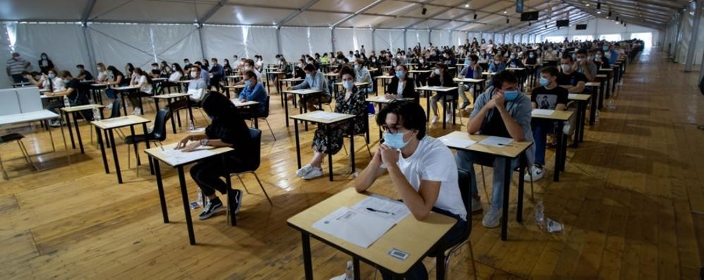 Medicina, online i risultati del test Bergamo:  80,56% di idonei, il dato più alto
