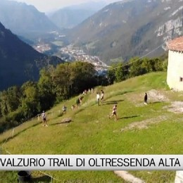 Oltressenda Alta, la Valzurio Trail 2020
