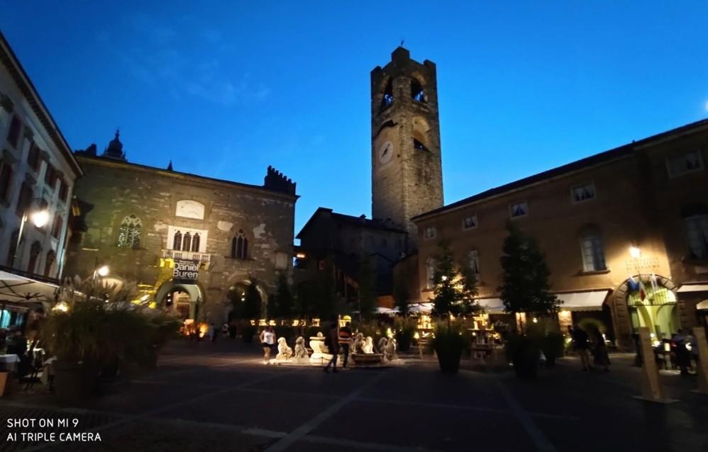 Piazza Vecchia - Galleria fotografica L'Eco di Bergamo ...