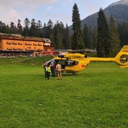 Precipita per 200 metri sul Monte Avert  Gromo, muore 71enne di Cenate Sopra