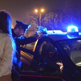 Prostituzione, controlli sulla Francesca Scatta anche maxi multa da 10 mila euro