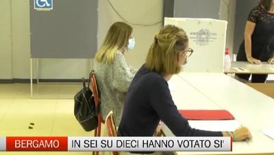 Referendum: vincono i Si. A Bergamo si fa sentire l'influenza di Gori