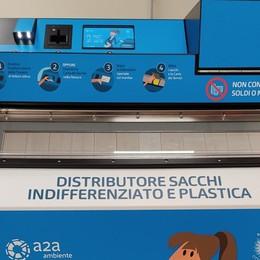 Rifiuti, da lunedì a Bergamo si cambia Nuove modalità di distribuzioni dei sacchi