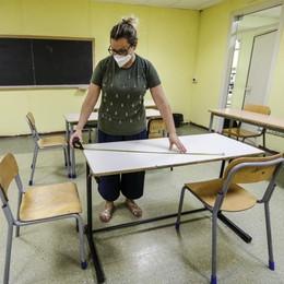 Ripartenza delle scuole di Bergamo Oltre 1 milione per gli istituti di primo grado