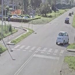 Romano, semaforo con «vista»  In due mesi fioccano oltre mille sanzioni