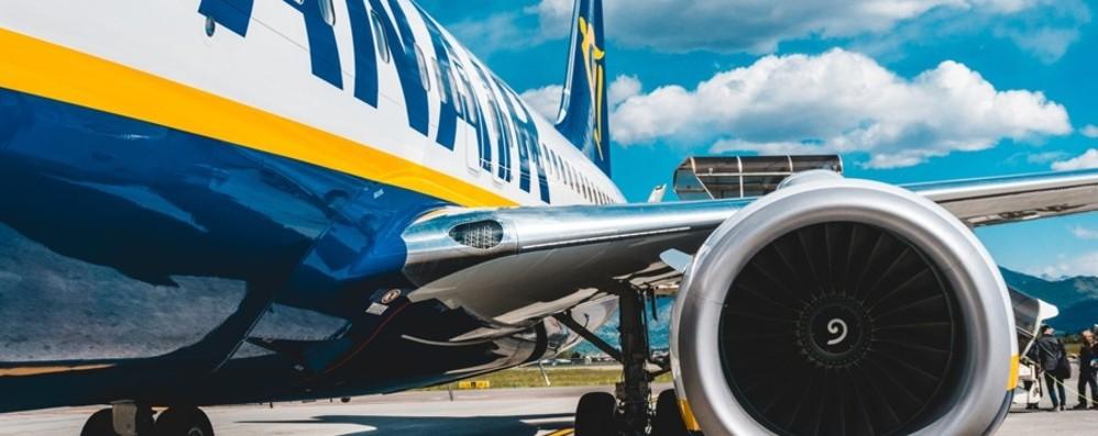 Ryanair, Orio quinto per redditività Ma col Covid perde 5 milioni di passeggeri