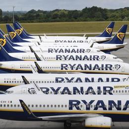 Ryanair punta verso Sud Da ottobre 12 voli in più da Orio