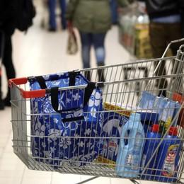 Sabato «Dona una spesa»  raccolta alimentare per i più fragili