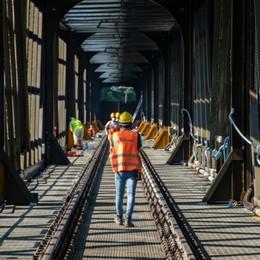 San Michele, il ponte riapre con le scuole «La vittoria di tutti col duro lavoro»