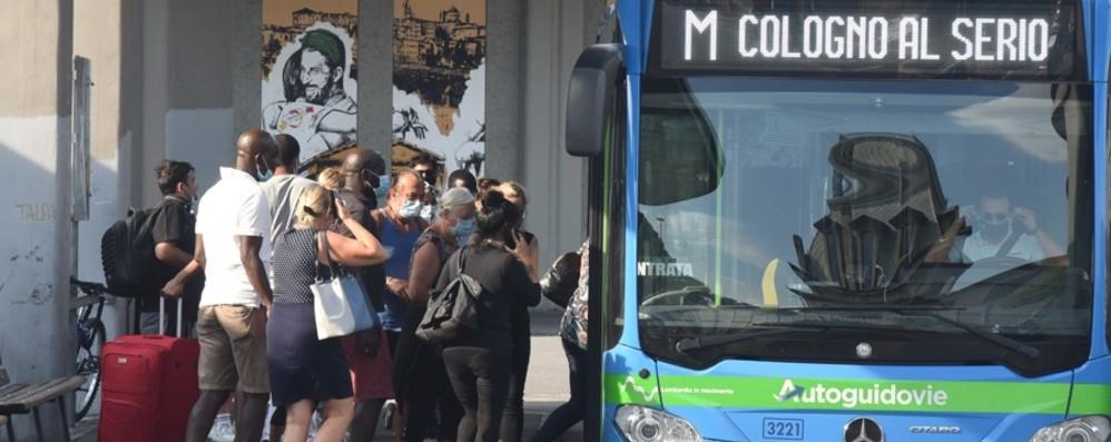 Trasporto pubblico nella Bergamasca 12 milioni di ricavi in meno nel 2020