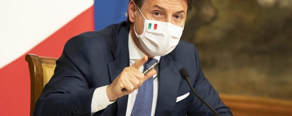 Conte: «Crisi nel pieno di una pandemia Danno al Paese, grave responsabilità Iv»