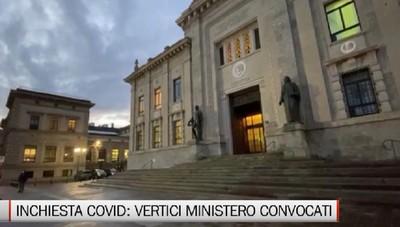 Inchiesta Covid: convocati dalla Procura i vertici del Ministero della Salute