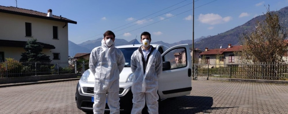 Radiografie a domicilio durante il Covid A due giovani rubata la strumentazione