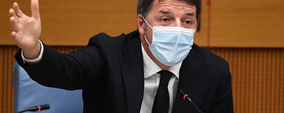 Renzi: Italia Viva esce dal governo  «Crisi aperta da mesi, non da noi» - Video