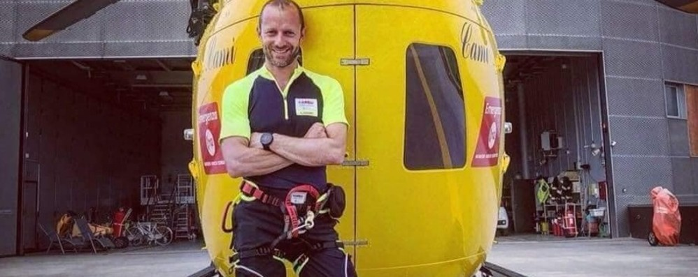 Tragedia durante l'escursione in Valle Imagna Travolto da una valanga, muore a 42 anni
