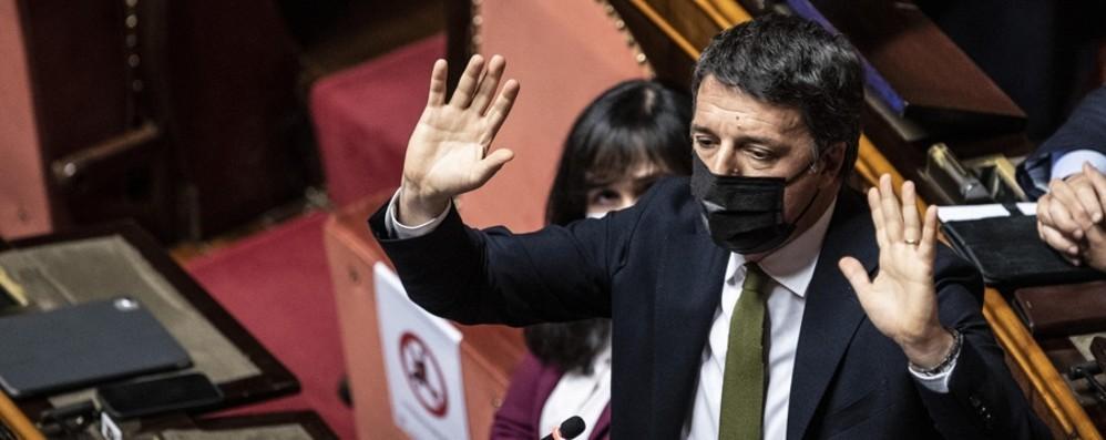 Adesso è Renzi che rischia grosso