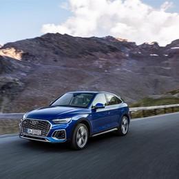 Audi Q5 Sportback Si aprono gli ordini
