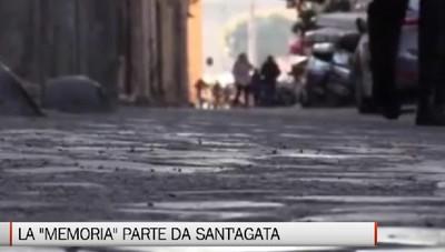Bergamo - La «Memoria» parte da Sant'Agata