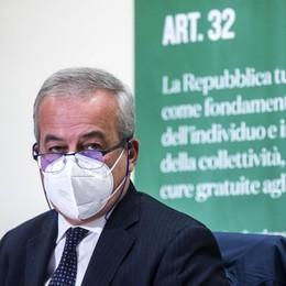 «Deroga per Bergamo alla zona rossa? Possibile, una valutazione si deve fare»
