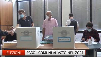Iniziata la corsa elettorale per 37 comuni (Covid permettendo)