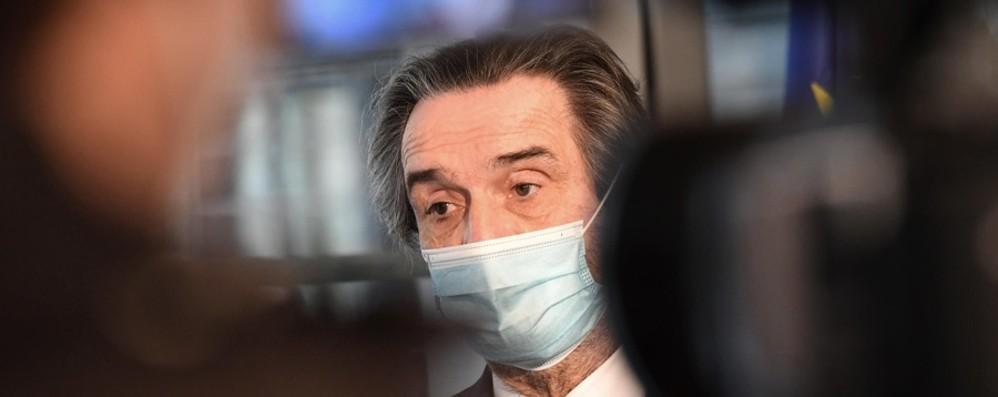 Lombardia: lunedì il ricorso al Tar La Regione contro la zona rossa