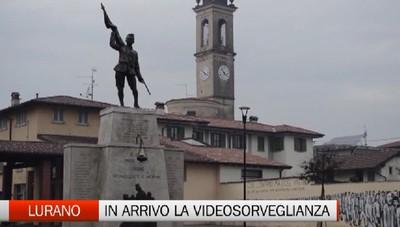 Lurano: arriva la videosorveglianza nel punti caldi del paese