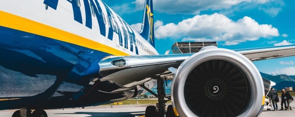 Orio perde 10 milioni di passeggeri Ryanair taglia del 70% fino a marzo