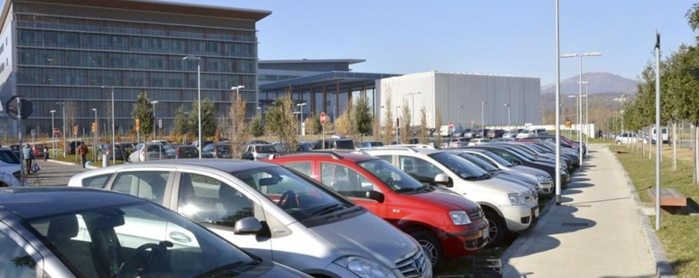 Parcheggio ospedale Papa Giovanni Le tariffe non si abbassano