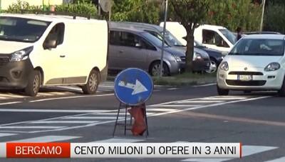 Piano delle opere pubbliche di Bergamo: tra gli itnerventi il restyling della Corsarola