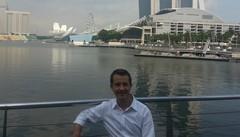 «Quell'annuncio   sul giornale  e la partenza per Singapore»