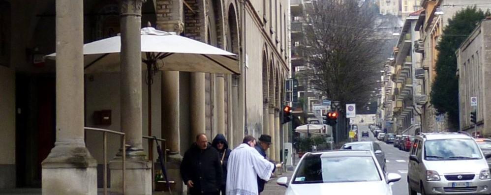 Sant'Antonio abate in epoca Covid Niente bancarelle né benedizioni