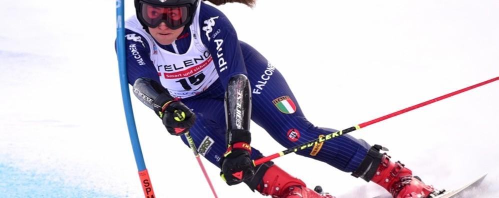 Sci, Goggia la più veloce in prova Coppa del mondo, weekend di gare