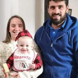 A Valleve il primo bebè dopo 4 anni Segno di speranza nell'anno del Covid