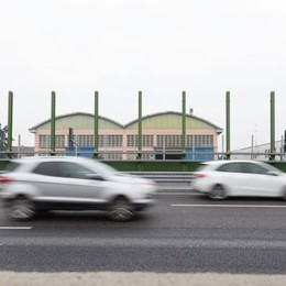 A4, tolte le barriere a Grassobbio «Non si vive più tra smog e rumore»