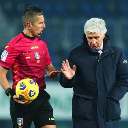 Atalanta, Gasperini: «Non è facile  vincere queste partite»