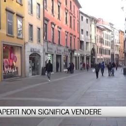 Bergamo - Domenica in zona rossa