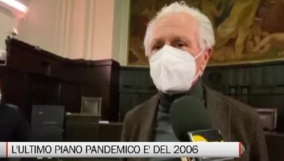 Chiappani: l'ultimo piano pandemico dell'Italia è del 2006